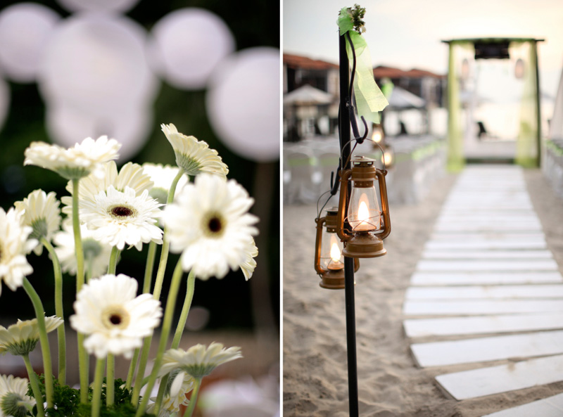 Beach wedding in Malaysia. Anna Rina Photography