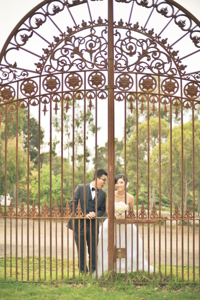 Andrew Yep photography bridal portraits in Melbourne Australia