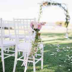 Tiffany Wedding Chairs Ikea Chair Pads An Intimate English Garden Style - The Playbook