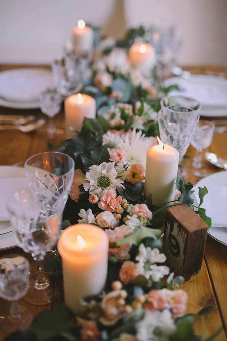 Relaxed Vintage Boho Wedding Inspiration