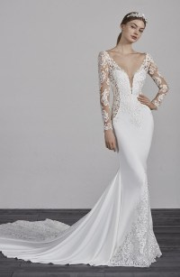 Pronovias Wedding Dresses | Spanish Style Designer Gowns Essex