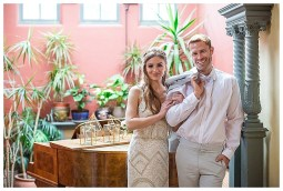 A modern moroccan styled shoot | The Wedding Spark and Philippa Sian Photography
