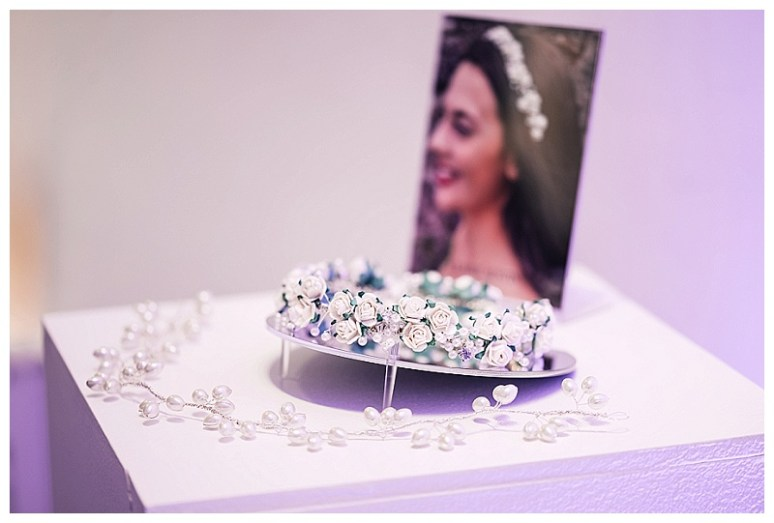 Claire Austin Bridal Hair Accessories - Official Launch Party