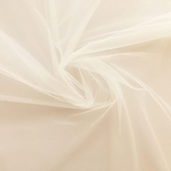 champagne tulle