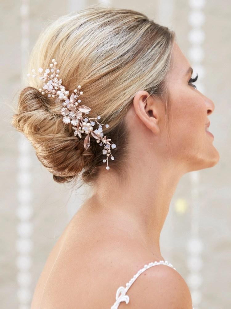 ar573 bridal hair comb