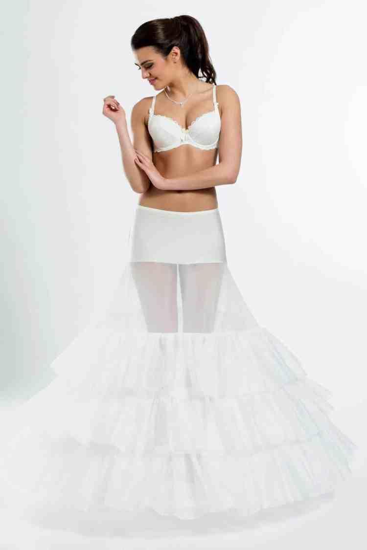 BP5-370 bridal underskirt