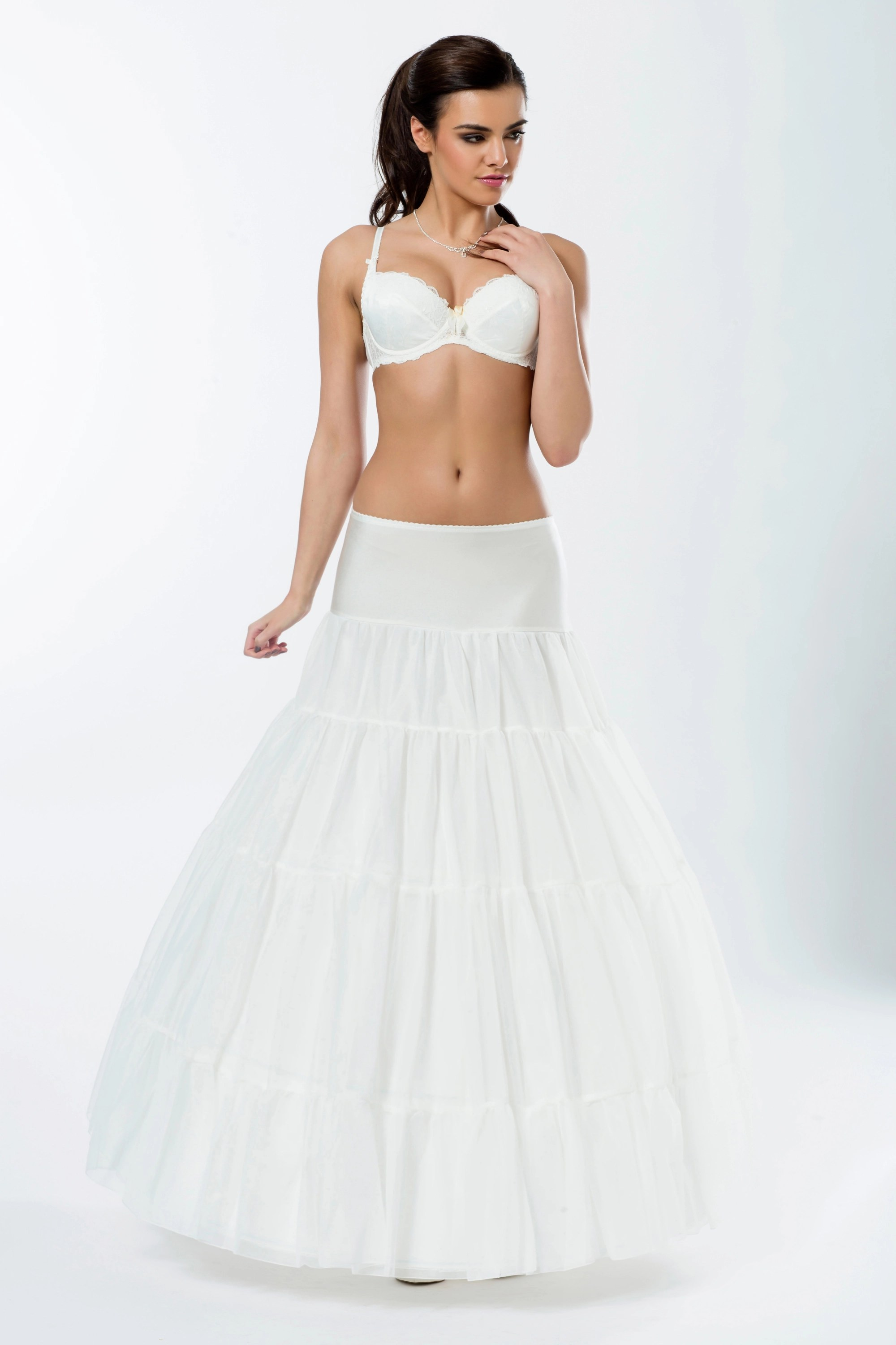 H6-320 BP6-320 full wide ballgown bridal wedding underskirt petticoat