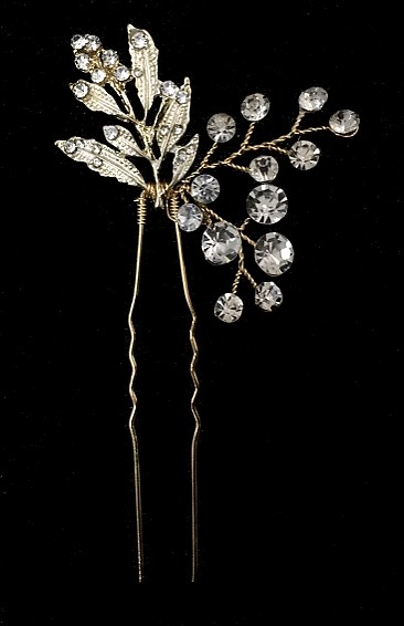 hp4664 bridal hair pins