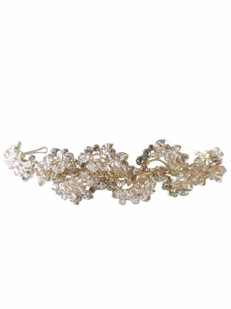 aw1262 bridal tiara