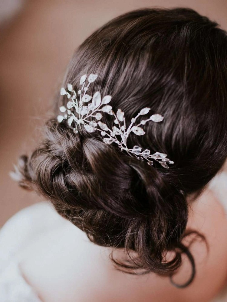 hp4334 bridal hair pin