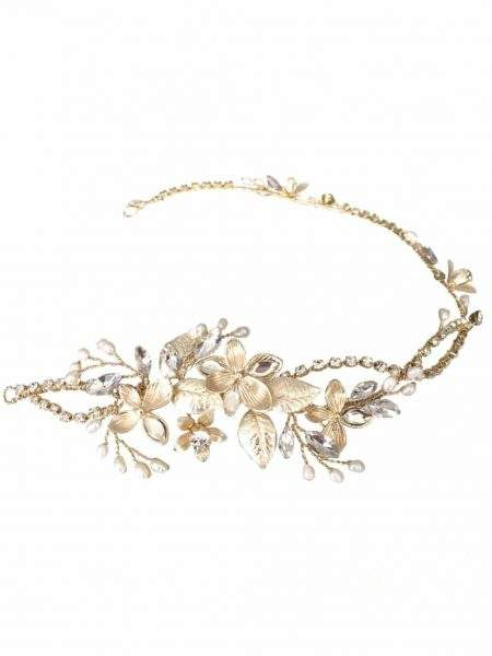 lp727 bridal hair vine