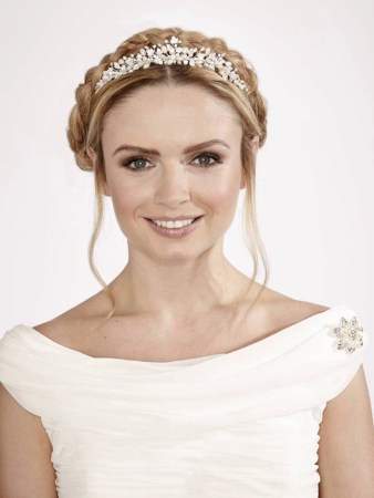 lt563 wedding tiara by Linzi Jay