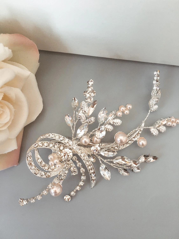Lp740 bridal headpiece