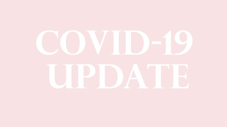 COVID-19 UPDATE POST: Our evolving plans during lockdown