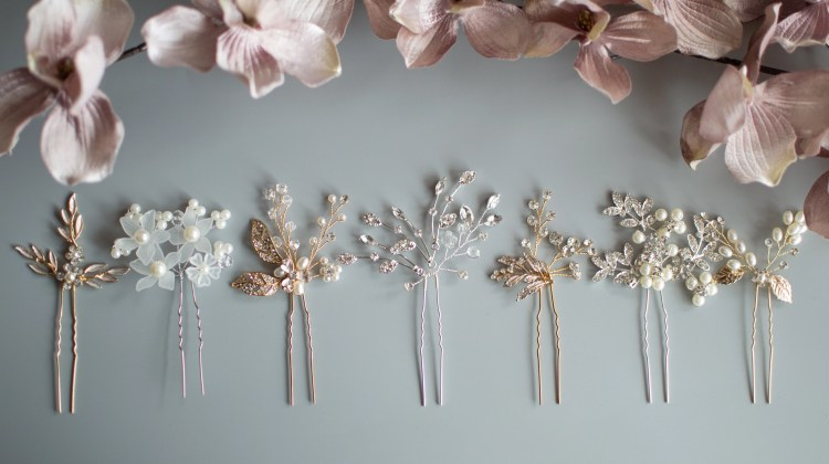 7 Bridesmaids Hair Accessories That Won't Break Your Budget