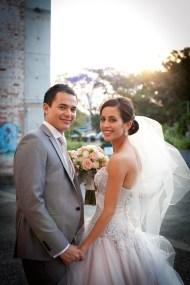 Congratulations Mr & Mrs Marshall
