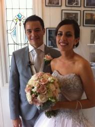 Mr & Mrs Marshall