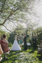 The Wedlock Smith Montville Wedding Aisle
