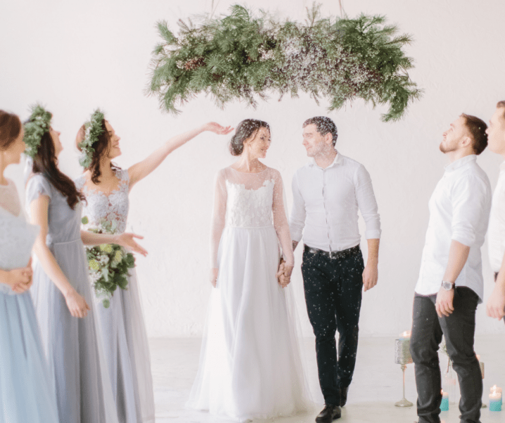 Wedding Ceremony Procession – Guide to Marching In!