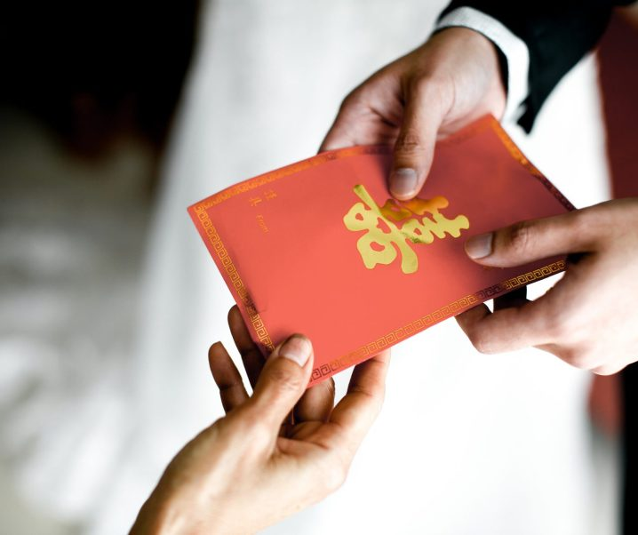 Red Packet Guide for Wedding Couples