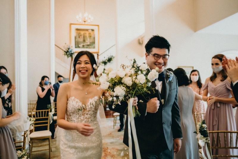 InterContinental wedding
