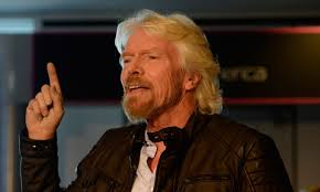 Sir Richard Branson to cannabis advocates: Fight to legalize it