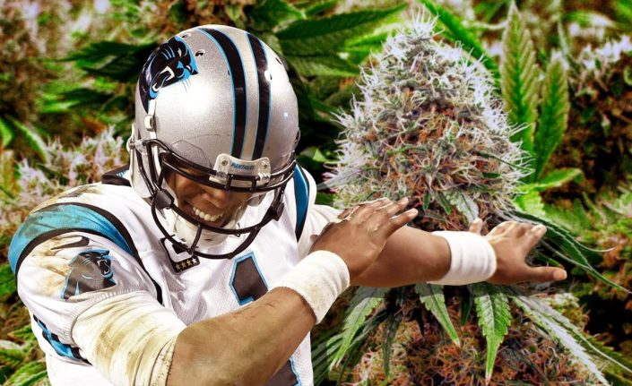 Majority of NFL Players Support MMJ Use