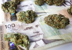 Liberals reach deal with the provinces on sharing pot tax revenue