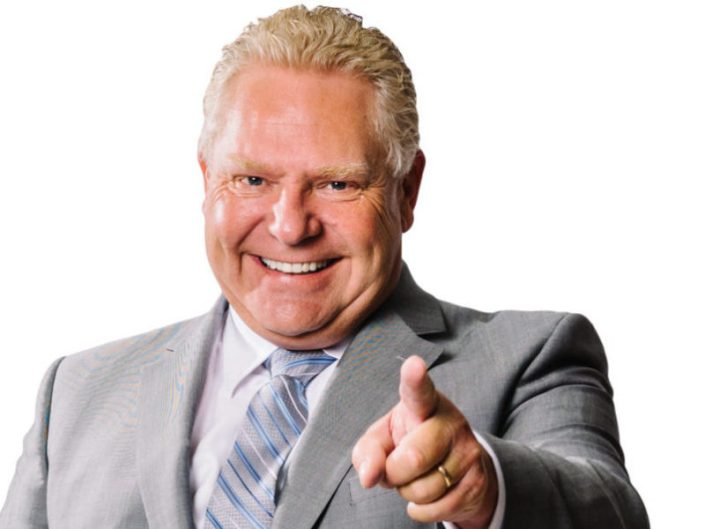 Ontario PC Leader Doug Ford wants free market for cannabis