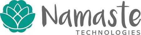 NAMASTE LEADS THE CANNABIS INDUSTRY WITH INNOVATIVE AND GROUNDBREAKING TECHNOLOGY