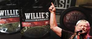Willie Nelson's 'Willie's Reserve' Now Available In California