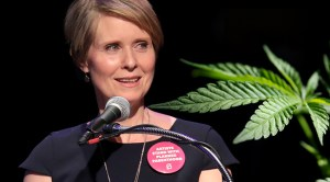 """""""Sex and the City"""" candidate wants to use marijuana licenses as 'reparations'"""
