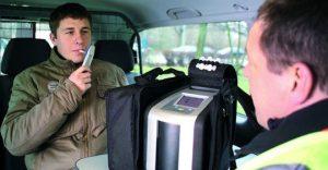 Liberal Gov't approves first saliva screening roadside test for marijuana
