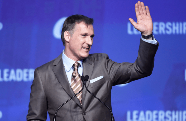 Flashback: Maxime Bernier breaks from PC Party line, supports legalization