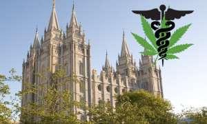 Mormons ramp up opposition to med marijuana initiative in Utah
