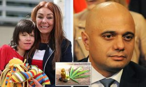 Medicinal cannabis oil will be available on prescription from NEXT MONTH, Home Secretary says