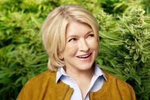 Martha Stewart & Canopy Growth Form CBD Partnership