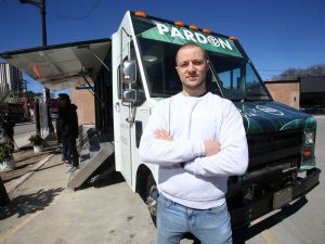 'Pardon Truck' pushes to wipe out minor cannabis convictions