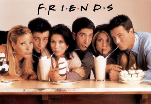 1. FRIENDS 2