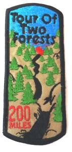 Finisher's Patch TOTF 1980