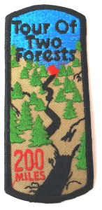 Finisher's Patch TOTF 1982