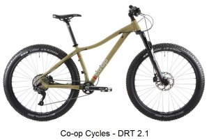 Co-op Cycles DRT 2.1 Hardtail Mountain Bike
