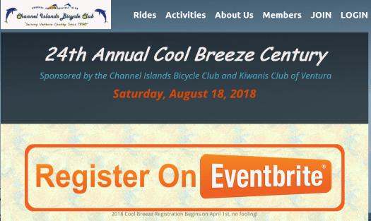 Cool Breeze Century