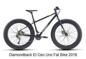 Diamondback El Oso Uno Fat Bike