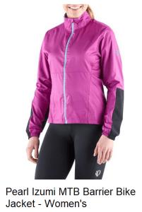 Pearl Izumi MTB Barrier Bike Jacket - Women's