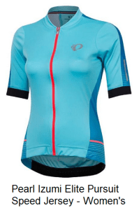 Pearl Izumi Elite Pursuit Speed Jersey - Women's