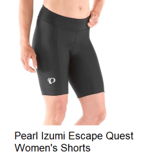 Pearl Izumi Escape Quest Bike Shorts - omen's