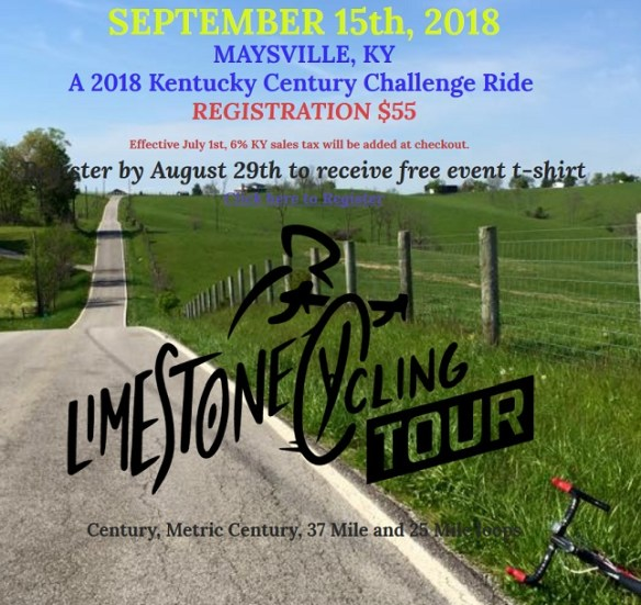 Limestone Cycling Tour