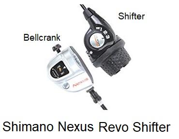 Shimano Nexus Revo Shifter