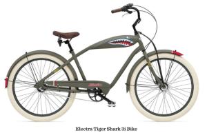 Electra Tiger Shark 3i Bike